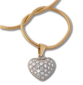 Lanci i ogrlice – Žuto zlato