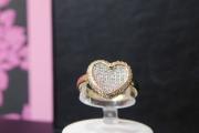 prsten zuto-belo zlato585 12200,00din.
