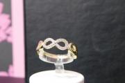 prsten zuto-belo zlato585 9300,00din.