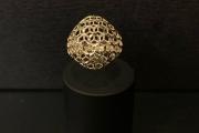 Prsten žuto-belo zlato <br />PZB48 - 14 700 din.