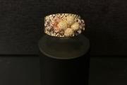 Prsten žuto-belo zlato <br />PZB46 - 18 000 din.