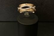 Prsten žuto-belo zlato <br />PZB43 - 18 400 din.