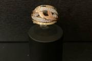 Prsten žuto-belo zlato <br />PZB44 - 23 800 din.
