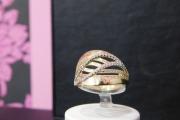 prsten zuto zlato585 )16 800 din.